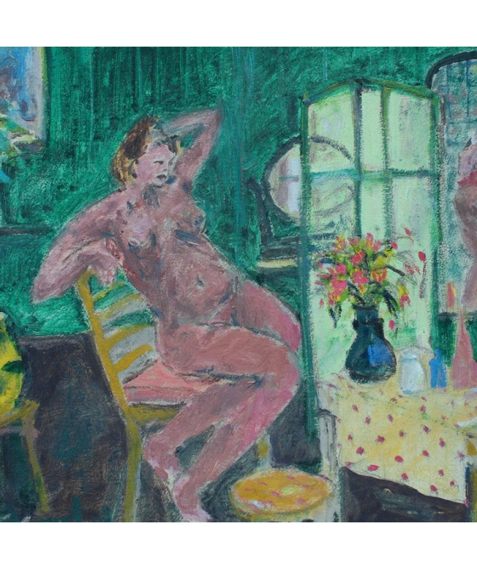 Andre Bicat - Nudes in an Interior