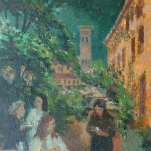 Dennis Gilbert - An Evening in Italy