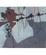 Helen Hale, ROI - Semi Abstract with snow