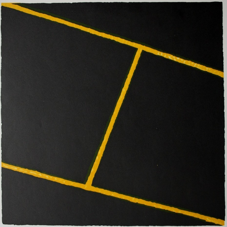 John Edwards - Black Trapezoid