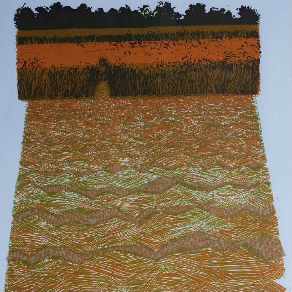 Olwen Jones - Cornfield
