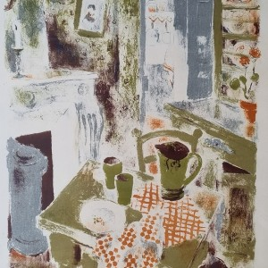 Suzanne Humbert - An Interior